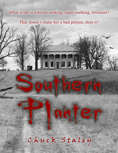 Wall Art - Photograph - Southern Planter Book Cover by Chuck Staley