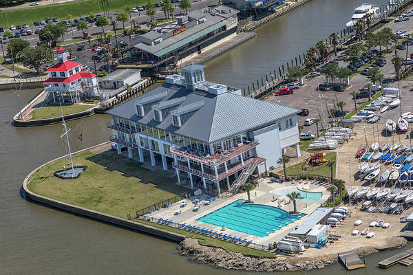 Photograph - Southern Yacht Club, Nola by Gregory Daley  MPSA