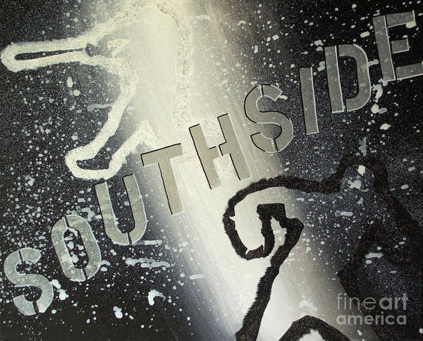 Painting - Southside Sox by Melissa Jacobsen