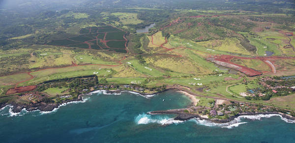 Photograph - Southsore Kauai by Steven Lapkin