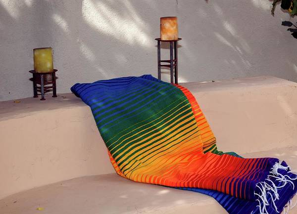 Photograph - Southwest Blanket by Jerry Sodorff
