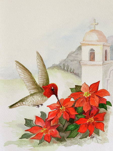 Painting - Southwest Christmas by Marilyn Smith