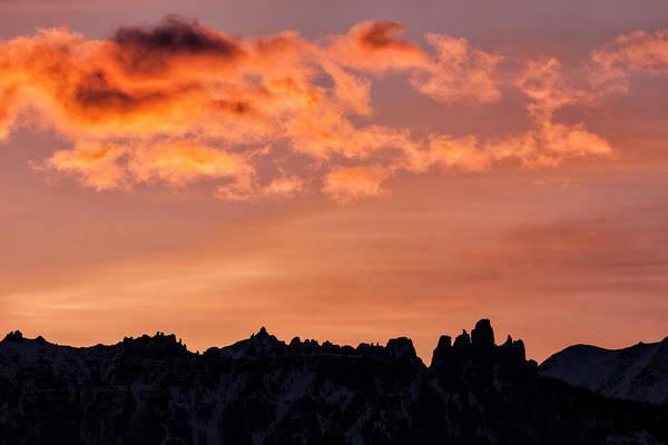 Photograph - Southwest Silhouette by Denise Bush