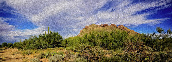 Photograph - Southwest Summer Op14 by Mark Myhaver