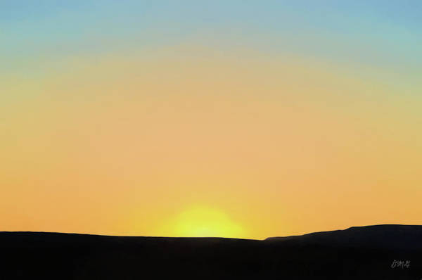 Photograph - Southwestern Sunset by David Gordon