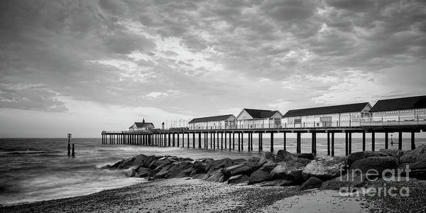Wall Art - Photograph - Southwold Pier by Colin and Linda McKie