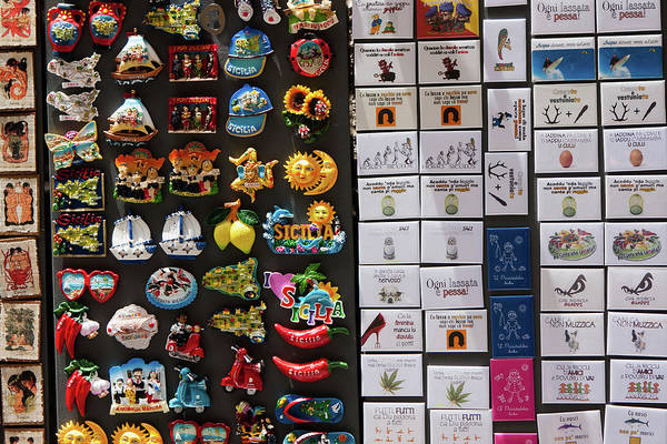 Photograph - Souvenirs by Bruno Spagnolo