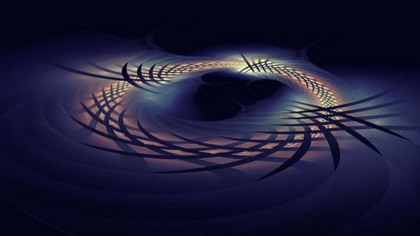 Digital Art - Space Time Discontinuity by Doug Morgan