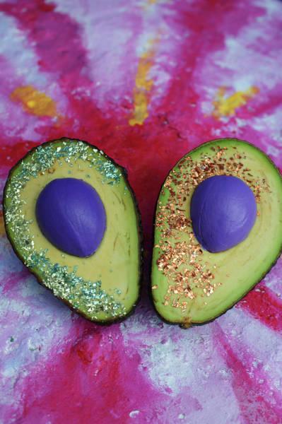 Avocado Mixed Media - Spaceocados 1 by Judy Henninger
