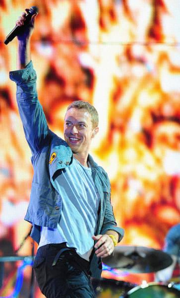 Coldplay Photograph - Coldplay4 by Rafa Rivas