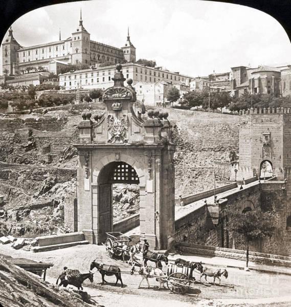 Painting - Spain: Toledo, 1908 by Granger