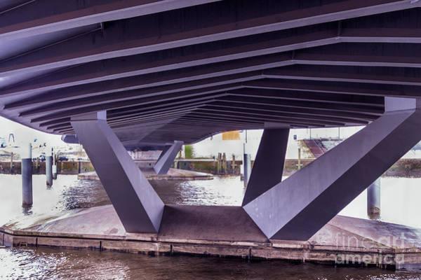 Photograph - Span Of The Bridge by Marina Usmanskaya