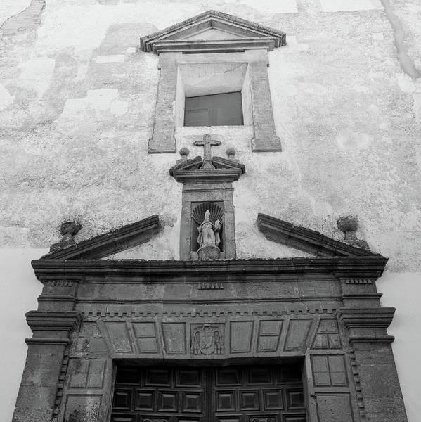 Photograph - Spanish Church by Helen Northcott
