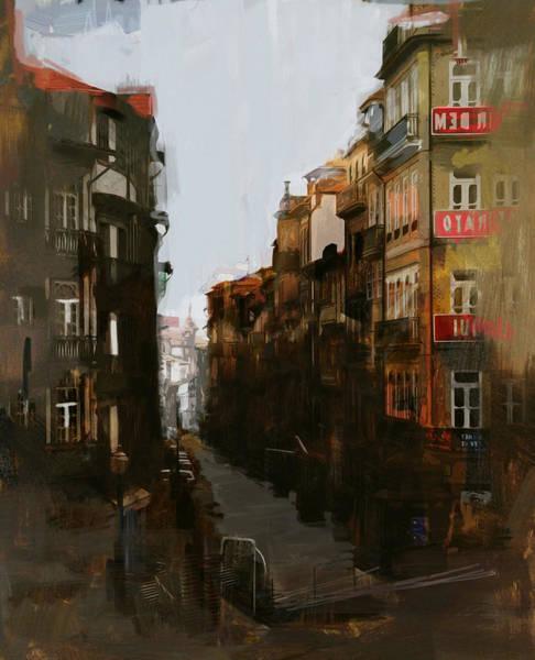 Senorita Painting - Spanish Culture 12 by Corporate Art Task Force