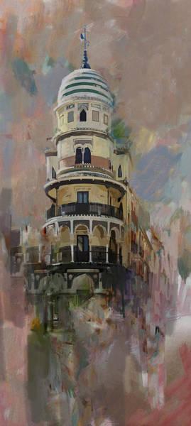 Senorita Painting - Spanish Culture 4 by Corporate Art Task Force