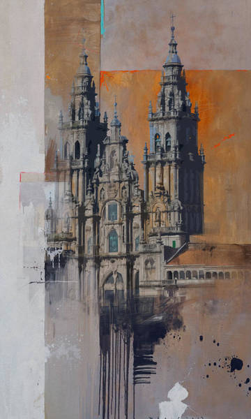 Matador Wall Art - Painting - Spanish Culture 5 by Corporate Art Task Force