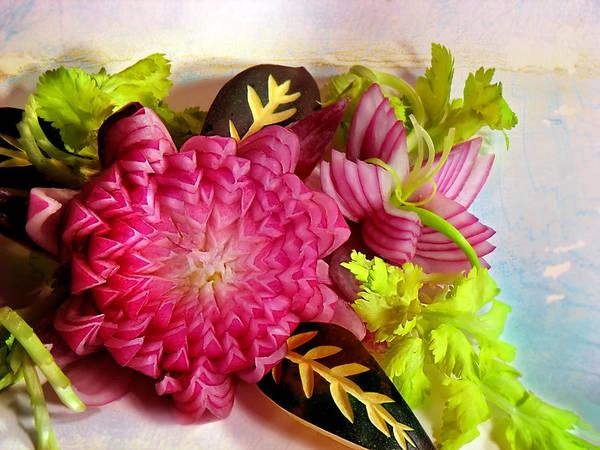 Spanish Flowers Art Print