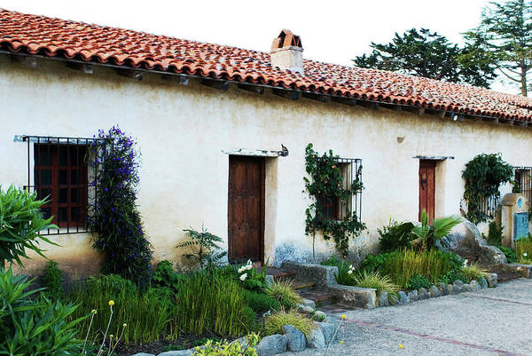 Photograph - Spanish Mission Architecture by Renee Hong