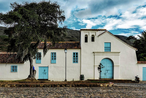 Boyaca Photograph - The Old Spanish Church by Michael Evans