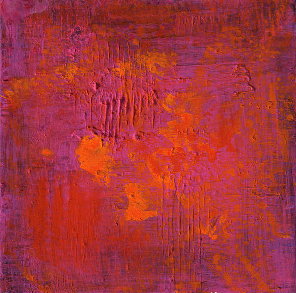 Painting - Sparkle Within 1 by Angela Bushman