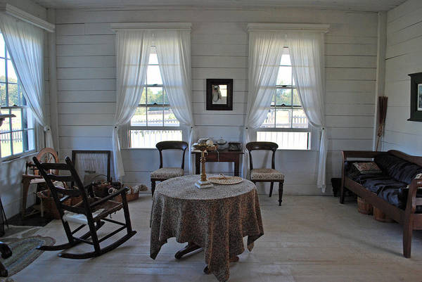 Photograph - Sparse Room by Teresa Blanton