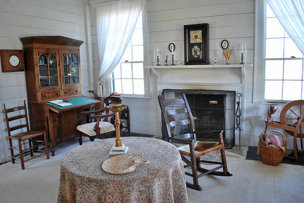 Photograph - Sparse Room Two by Teresa Blanton
