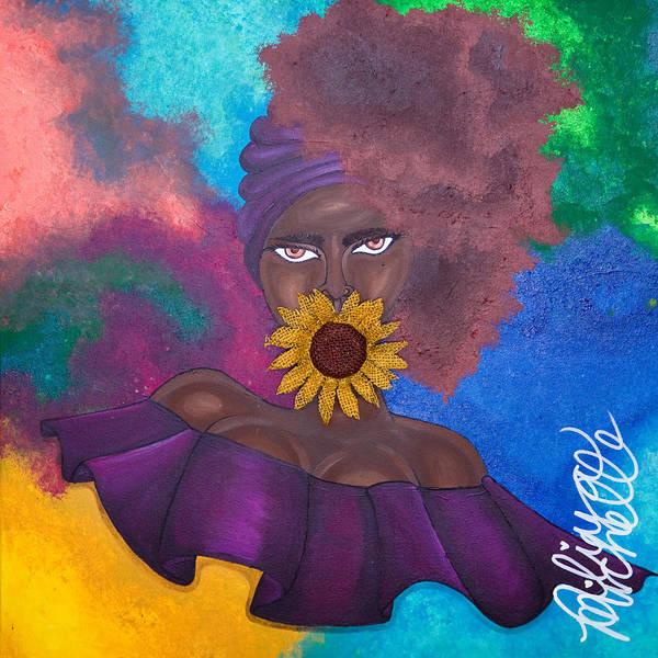 Painting - Speak No Evil by Aliya Michelle