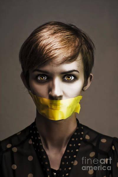 Photograph - Speak No Evil by Jorgo Photography - Wall Art Gallery