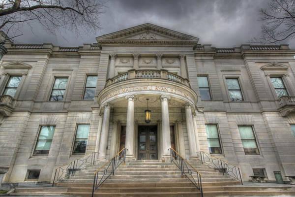 Photograph - Speaker Matthew J. Ryan Building by Shelley Neff