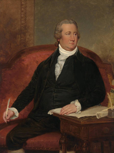 Painting - Speakers Of The United States House Of Representatives, Frederick A. C. Muhlenberg, Pennsylvania by Joseph Wright