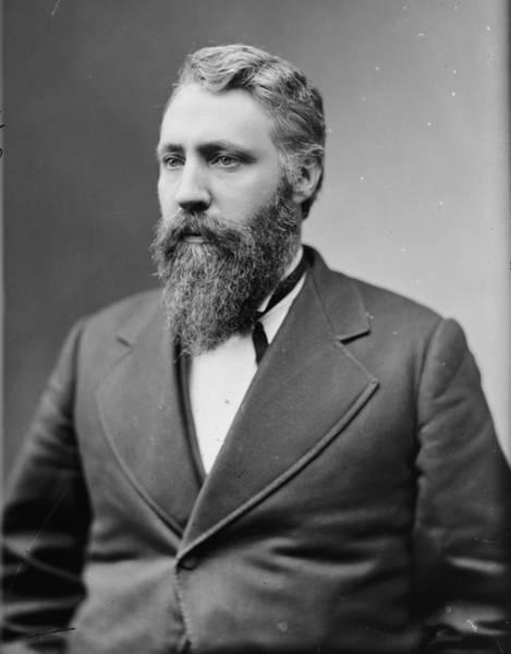 Painting - Speakers Of The United States House Of Representatives, J. Warren Keifer, Ohio by Mathew Brady