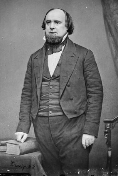 Painting - Speakers Of The United States House Of Representatives, James Lawrence Orr, South Carolina by Mathew Brady
