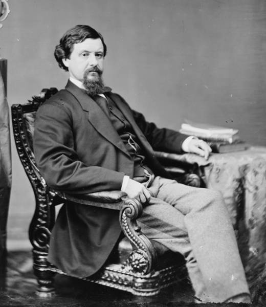 Painting - Speakers Of The United States House Of Representatives, Theodore Medad Pomeroy, New York  by Mathew Brady