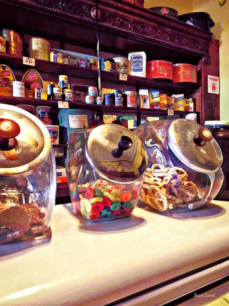 Photograph - Special Treats At The General Store by Susan Savad
