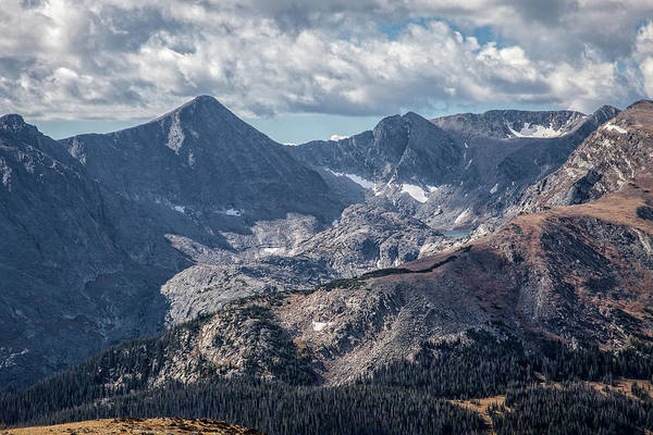 Photograph - Spectacular Rocky Mountains by Ronald Lutz