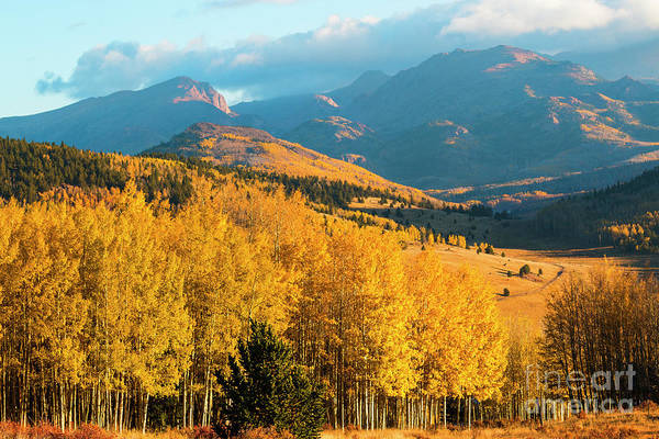 Photograph - Spectacular Victor Colorado Autumn by Steve Krull