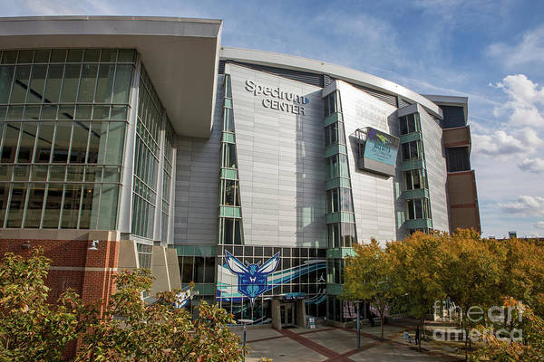 Photograph - Spectrum Center Charlotte by Kevin McCarthy