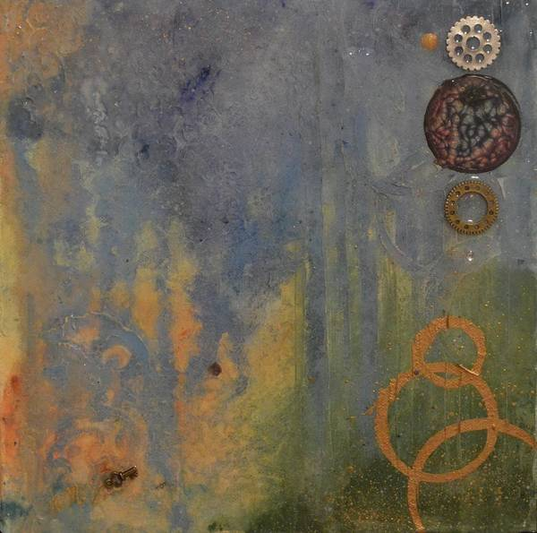 Painting - Spectrum Mini by MiMi Stirn