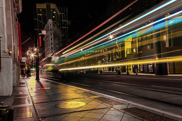 Photograph - Speed Of Light by Kenny Thomas