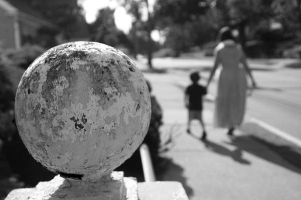 Photograph - Sphere by Pat Moore