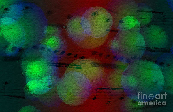 Digital Art - Spherical Serenade by Lon Chaffin