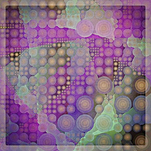 Digital Art - Spheroid by Susan Maxwell Schmidt