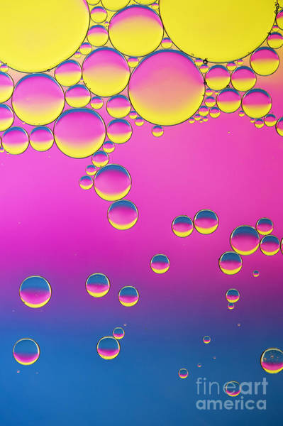 Kaleidoscopes Photograph - Spherules by Tim Gainey