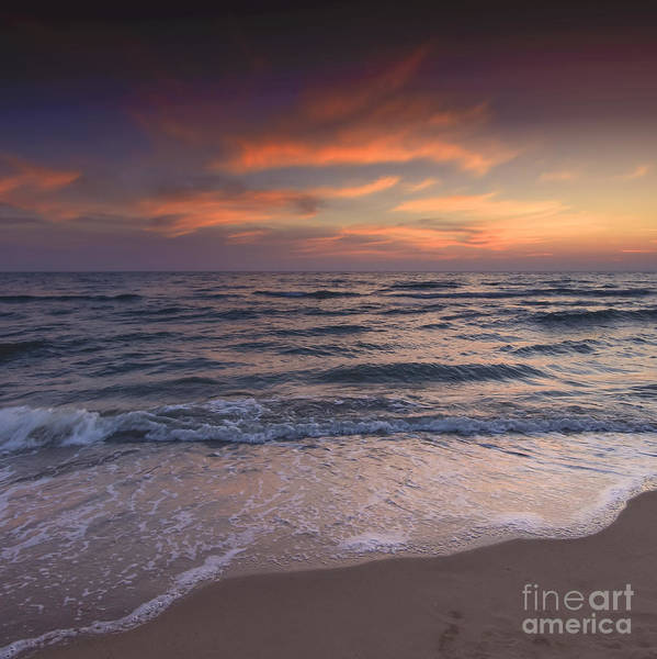Wall Art - Photograph - Spiaggia Estiva - Summer Beach by Marco Crupi