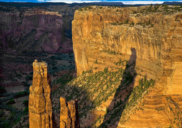 Wall Art - Photograph - Spider Woman Rock Two by Paul Basile