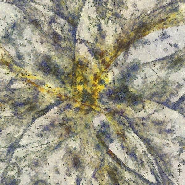 Lurksart Painting - Spiks Layout  Id 16097-173502-84500 by S Lurk