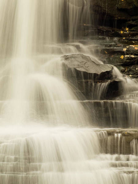 Shannon Falls Wall Art - Photograph - Spillover by Shannon Workman