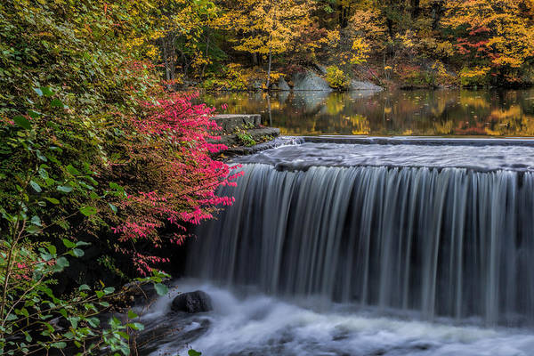 Wall Art - Photograph - Spillway by June Marie Sobrito
