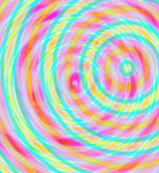 Digital Art - Spin 5 by Julia Woodman