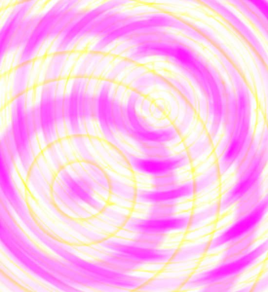 Digital Art - Spin 6 by Julia Woodman